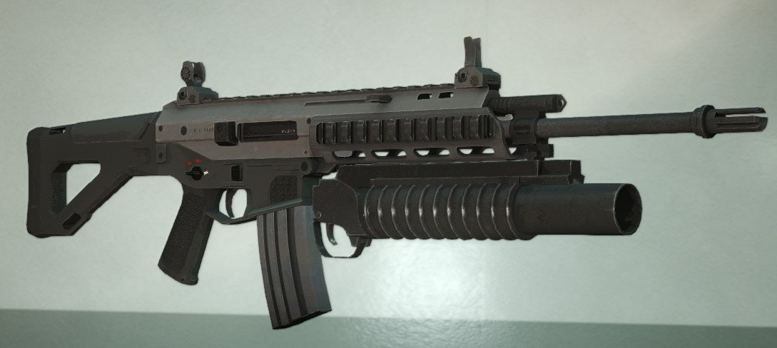 Remington Acr Mods