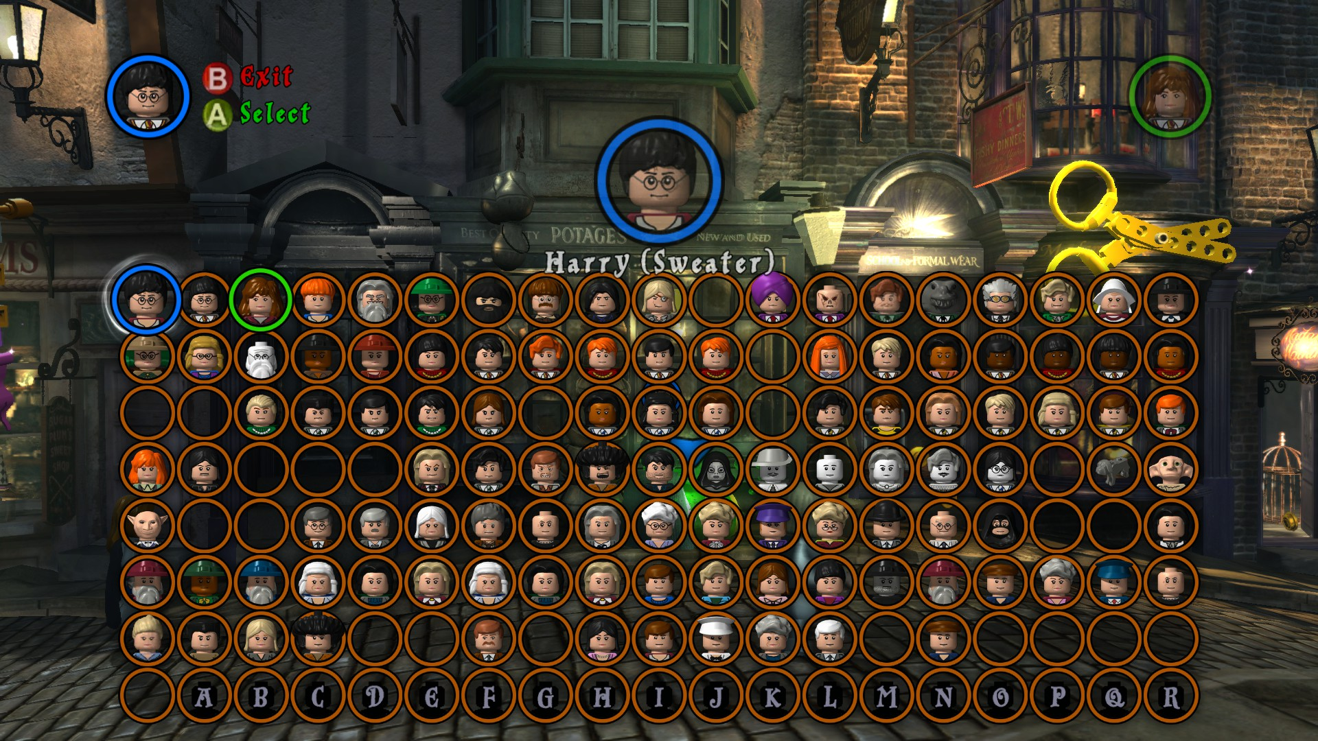 Lego Harry Potter 1 4 Character Mod Experimental Mods