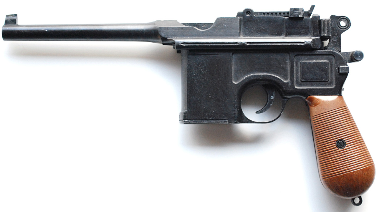 Mauser C96 Buff Outdated Mods