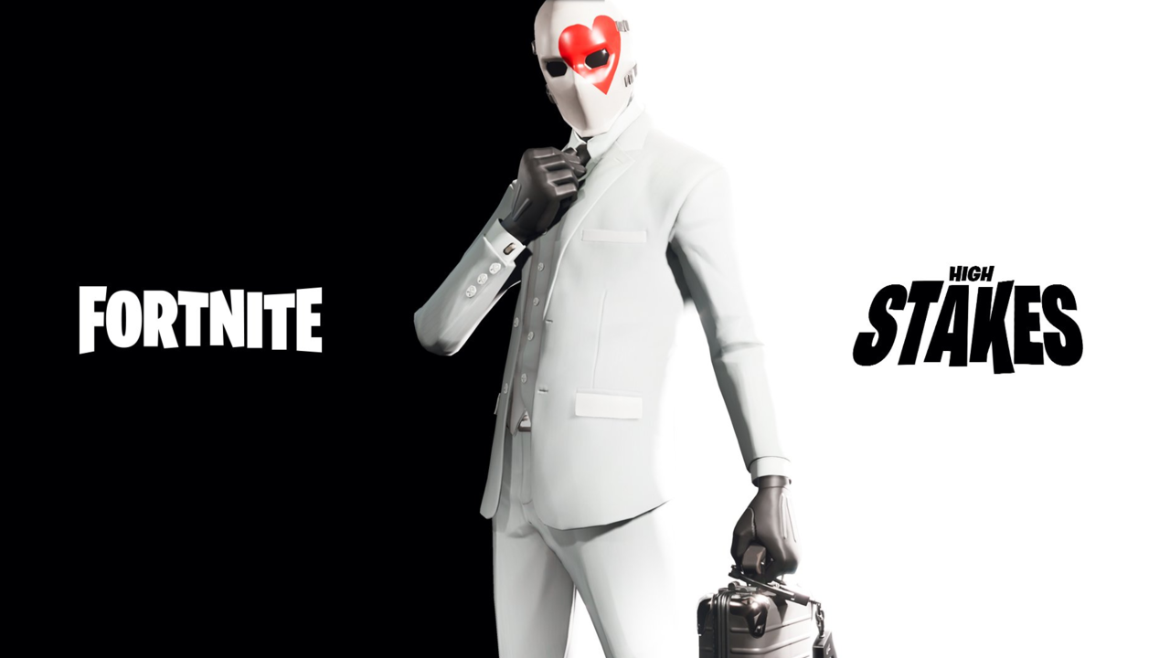 fortnite high stakes retexture pack - Mods