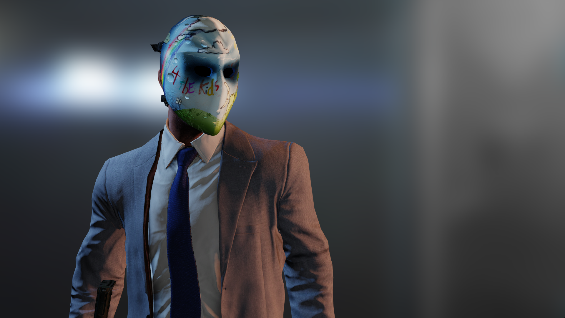 Vyse mask pack, From PDTH - Mods