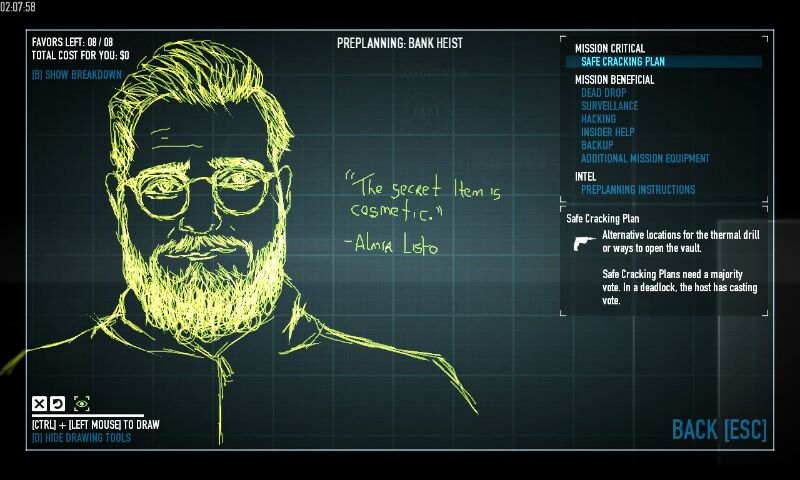 Payday payment plan 4tw almir drawing credits httpssteamcommunitysharedfilesf malvernweather Images