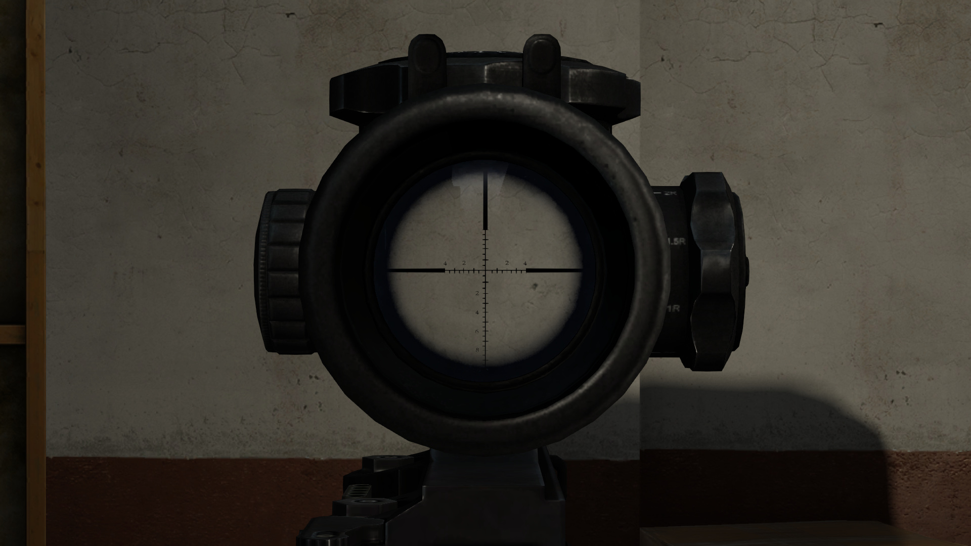 US Optics ST-10 Scope - Mods