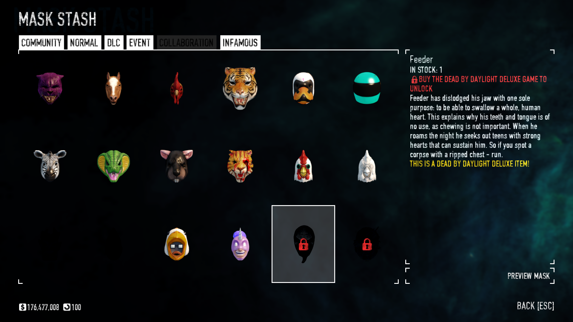 Code FEDNET Inventory Icons UPDATED Mods